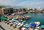 British Hotel Overlooking Kyrenia Harbour