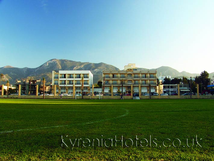 Pia Bella Hotel Football Pitch