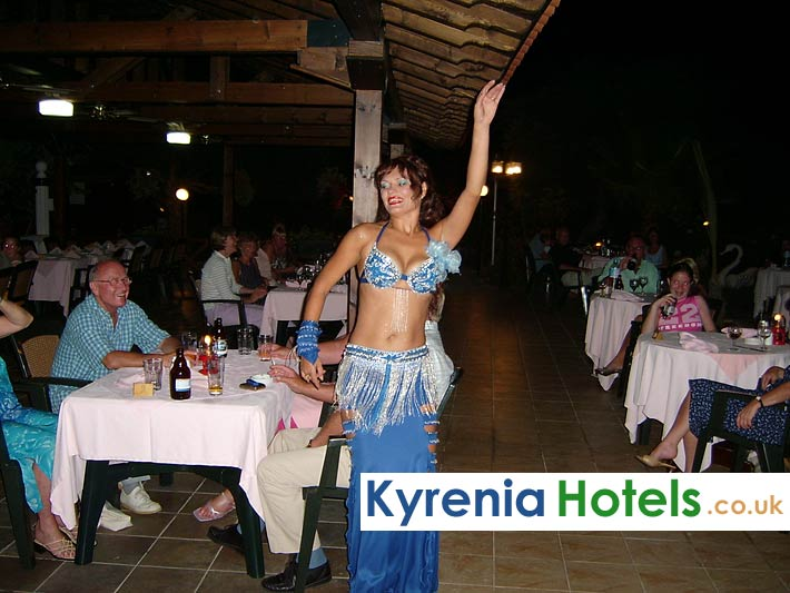 Ship Inn Hotel Belly Dancer